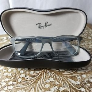 Brand new Ray Ban frames with computer lenses